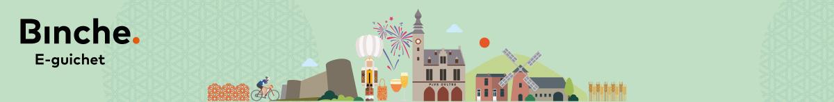 illustration e-guichet (guichet citoyen et démarches en ligne) de la commune de Binche